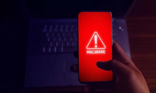 Malware in phone